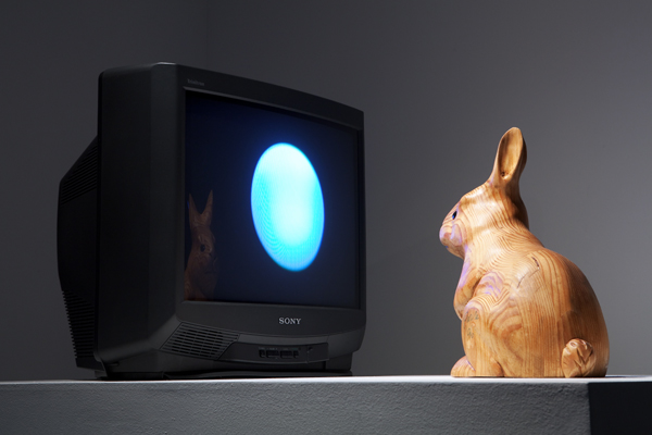 달에 사는 토끼